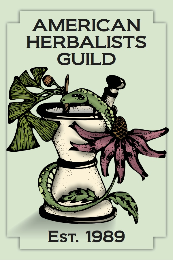 The History And Symbolism Of The Ahg Logo American Herbalists Guild